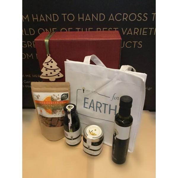 Classic Collection, Earth - Carton Box